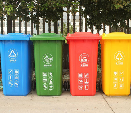 武昌区垃圾分类项目