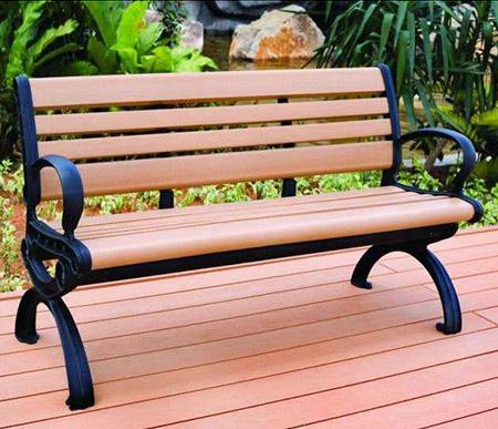 东湖公园休闲椅项目