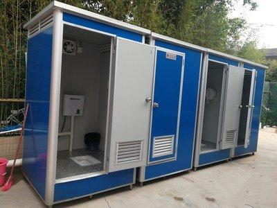 中铁十三局环保厕所