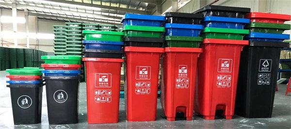汉阳区垃圾分类项目